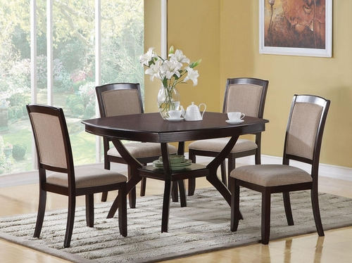 Memphis 5PC Dining Table Set - 102755