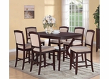 Memphis Counter Height Table and 6 Chairs - 102768