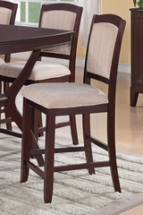 Memphis Upholstered Pub Chair - Set of 2 - 102769