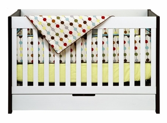 Mercer 3-in-1 Convertible Crib - DaVinci Furniture - M6801