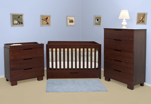 Mercer Baby Furniture Set 1 - DaVinci Furniture - BABYSET-16