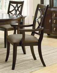 Meredith Dining Arm Chair - Set of 2 - 103533