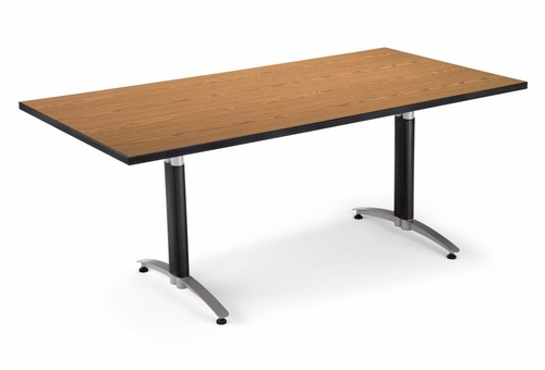 Mesh Base Conference Table (36
