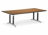 "Mesh Base Conference Table (48"" x 96"") - OFM - T4896MB"