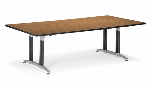 Mesh Base Conference Table (48