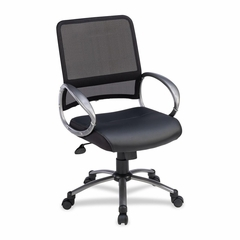 Mesh Task Chair - Black - LLR69518