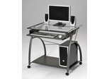 Metal Computer Desk - Vincent - 00118