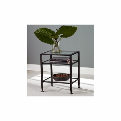 Metal End Table - Holly and Martin