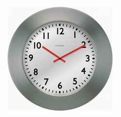 Metal Wall Clock - PT-58-1TB