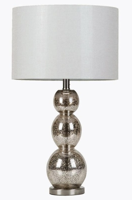 Metallic Finish Table Lamp - 901185