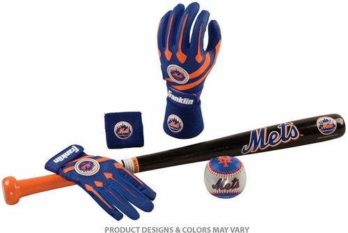 Mets Complete Tee Ball Set - Franklin Sports
