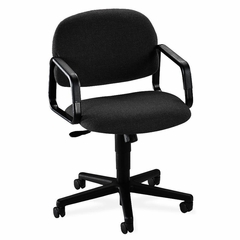Mgr. Mid Back Swivel Chair - Black - HON4002AB10T