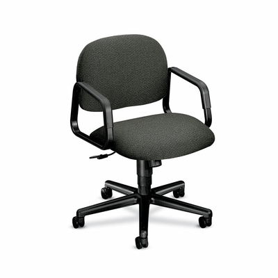 Mgr. Mid-Back Swivel Chair - Gray - HON4002AB12T