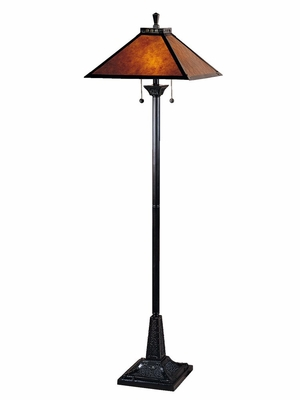 Mica Camelot Floor Lamp - Dale Tiffany - TF100176
