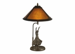 Mica Dancer Table Lamp - Dale Tiffany