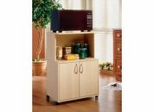 Microwave Cart - Nexera Furniture - 599