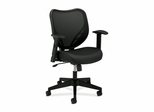 Mid-Back Chair - Black - BSXVL551VB10