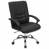Mid Back Executive Chair - BT-9076-BK-GG