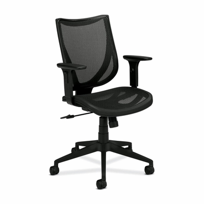 Mid-Back Managerial Chair - Black - BSXVL562MST2