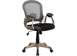 Mid-Back Mesh Office Chair - JQ-5041-GG