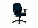 Mid-Back Pneumatic Chair - Mariner - HON7823NT90T