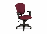 Mid-Back Task Chair - Burgundy - BSXVL620VA62