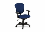 Mid-Back Task Chair - Navy - BSXVL620VA90