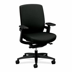 Mid-back Work Chair - Black - HONFWC1HPBNT10T
