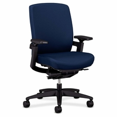 Mid-back Work Chair - Mariner Blue - HONFWC1HPBNT90T