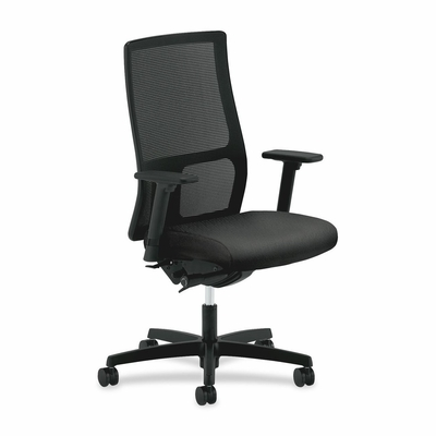 Mid-Back Work Chair - Mesh/Black - HONIWM2AHMNT10T