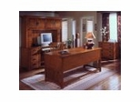 Midlands Collection - Mission Oak Executive Office Furniture / Home Office Furniture