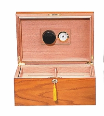 Milano Desktop Cigar Humidor - HUM-75DO
