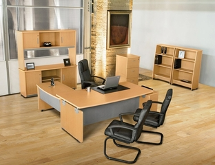 Milano Office Furniture Set - OFM - MILANO-SET