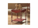 Mill Valley Rectangular End Table Weathered Red - Largo - LARGO-ST-T901-120