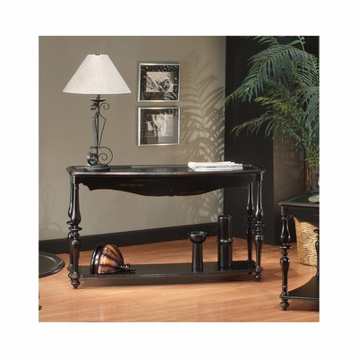 Mill Valley Sofa Table Weathered Black - Largo - LARGO-ST-T801-130
