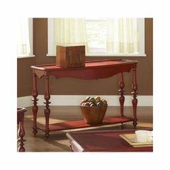 Mill Valley Sofa Table Weathered Red - Largo - LARGO-ST-T901-130