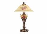 Milla Hand Painted Table Lamp - Dale Tiffany