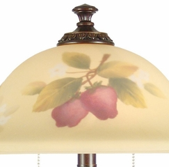 Milla Hand Painted Table Lamp - Dale Tiffany - TT101427