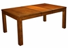 "Millcreek ""Medium Oak"" Dining Table - Powell Furniture - 534-417"
