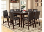 Milton 9PC Square Counter Height Table Set - 103777
