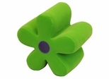 Mini Flower Ottoman Green - LumiSource - CHR-FLWROTTO-G