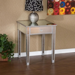 Mirage Mirrored Accent table - Holly and Martin
