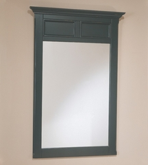 Mirror in Black - Bradford Place - Inspirations by Broyhill - 433-211