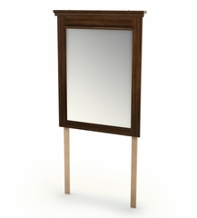 Mirror in moka - Versa - South Shore Furniture - 3179146