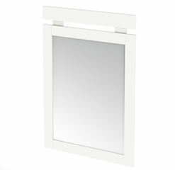 Mirror in Pure White - Sparkling - South Shore Furniture - 3260120