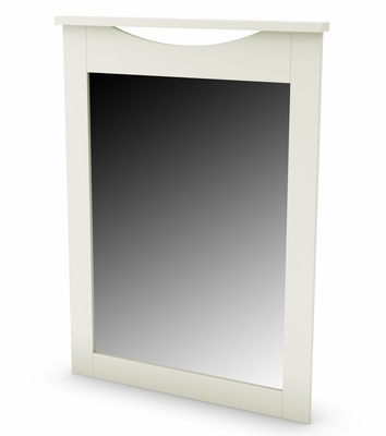 Mirror in pure White - Step One - South Shore Furniture - 3160122