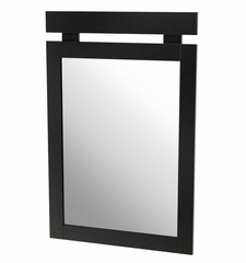Mirror in Solid Black - Spark - South Shore Furniture - 3270120