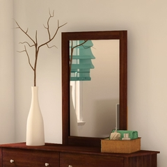 Mirror in Somptuous Cherry - South Shore Furniture - 3156143
