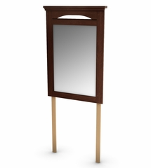 Mirror in Sumptuous Cherry - Noble - South Shore Furniture - 3656146