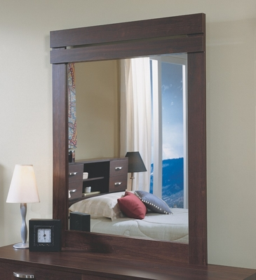 Mirror in Sun Maple - SOHO Way - New Visions by Lane - 967-211